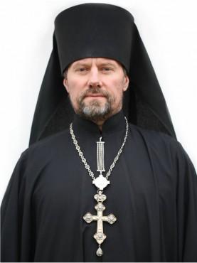 Игумен Настоятель: игумен Сергий [br](Агриков Георгий Владимирович)